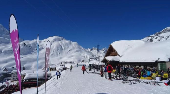 skigebieden