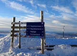 Wintersport in Trysil