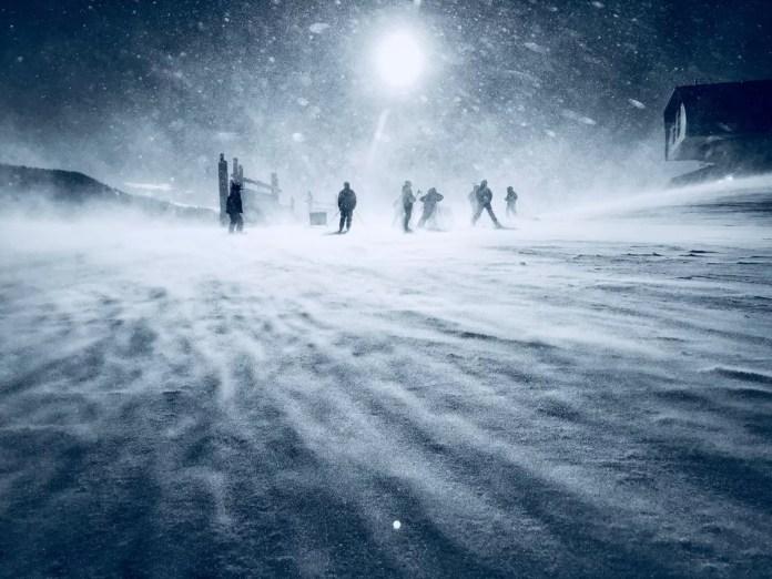 noodweer wintersport