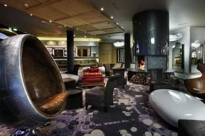 Lounge van Koh-I Nor, Val Thorens