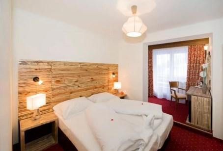 Saalbach- Landhaus Panorama- slaapkamer1