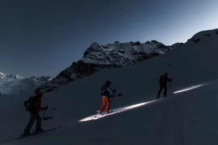 Skiexkursion am Abend (c) Christoph Schöch - Gargellner Bergbahnen GmbH _ Co KG