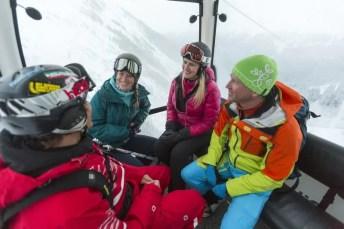 Skifahren auf der HochjochTotale (c) Stefan Kothner - Montafon Tourismus GmbH (1)