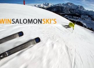 SALOMON SKI'S