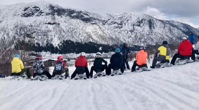 Myrkdalen Noorwegen