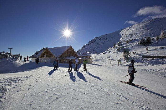 Skiën Turracher Höhe - Kärnten Werbung, Steinthaler, Fotograf: Kärnten Werbung, Steinthaler