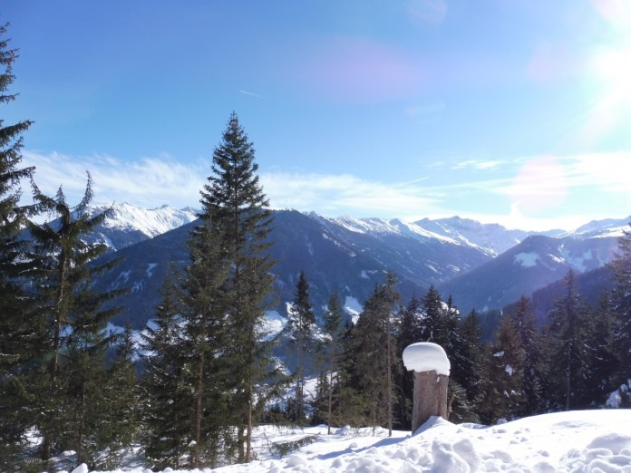 Wandelen in Oberperfuss Innsbruck
