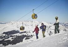 Skifahren im Skicircus Saalbach Hinterglemm Leogang Fieberbrunn