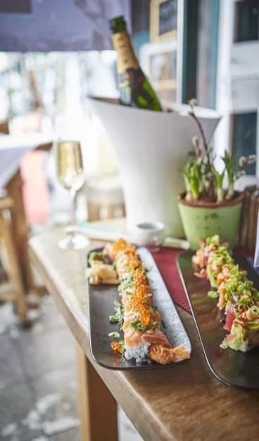 Heerlijk eten is onderdeel van de experience. Foto: saalbach.com, Daniel Roos