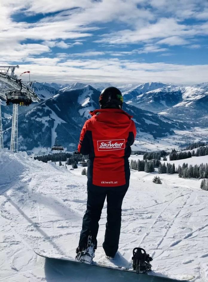 Op verkenning in de SkiWelt - Wilder Kaiser Brixental