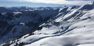 Uitzicht Hochkönig (ski amadé)