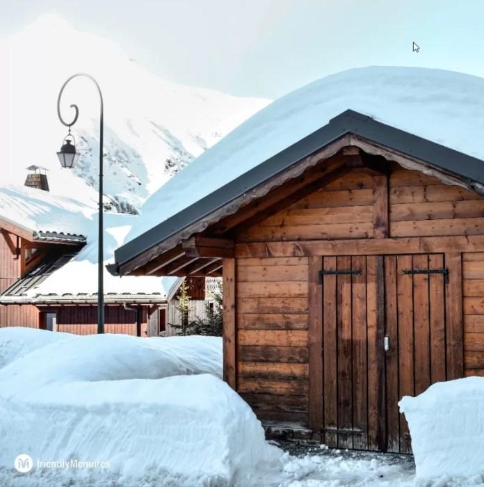 Les Menuires zet in op een milieuvriendelijkere en mooiere bouw