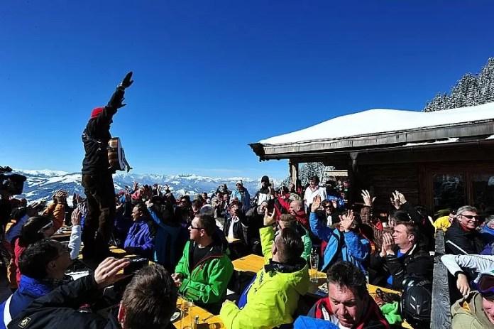 Skihütten Gaudi SkiWelt Wilder Kaiser - Brixental, Fotograf: Christian Kapfinger