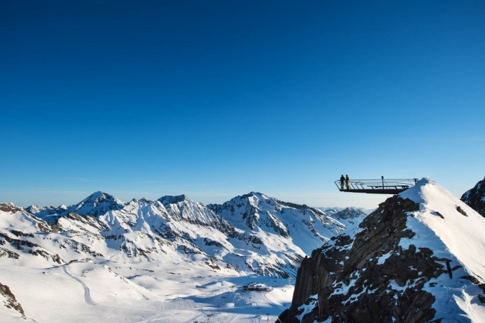 On top of the world! Foto: Andre Schoenherr
