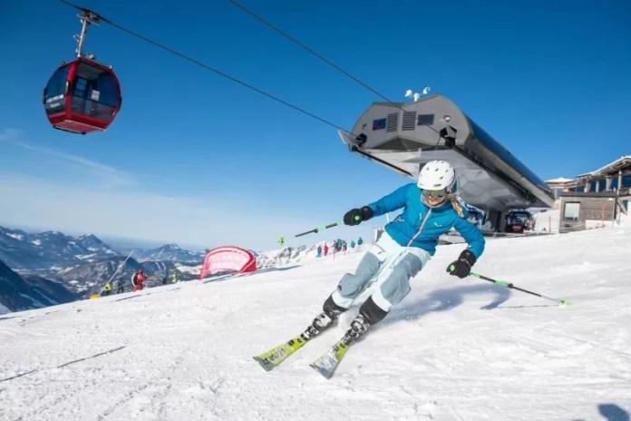 Skiën op de Hohe Salve © Eisele Hein Norbert