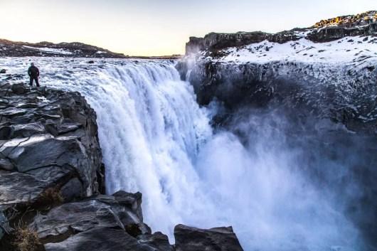 Watervallen in Noord-IJsland
