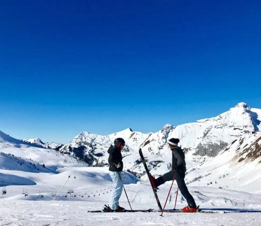 Seizoensopeningen in Tirol