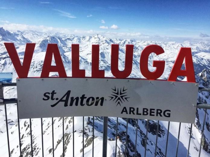St. Anton in Tirol foto: Maaike de Vries