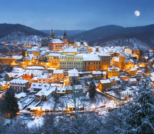 Het prachtige dorpje Loket in Tsjechië - Fotocredits Ladislav Renner