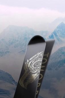 Tomorrowland ski's