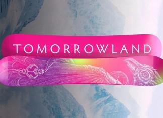 Tomorrowland in de sneeuw