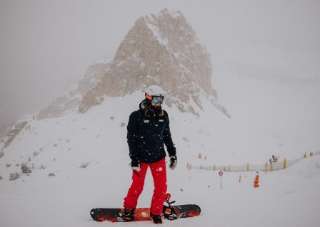 Wintersport in Val di Fassa