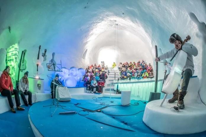 ICE concert