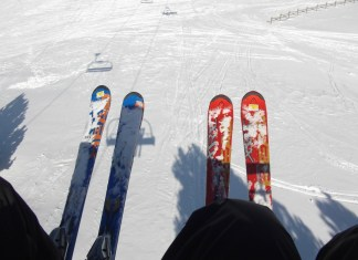 skilift kun je eruit vallen