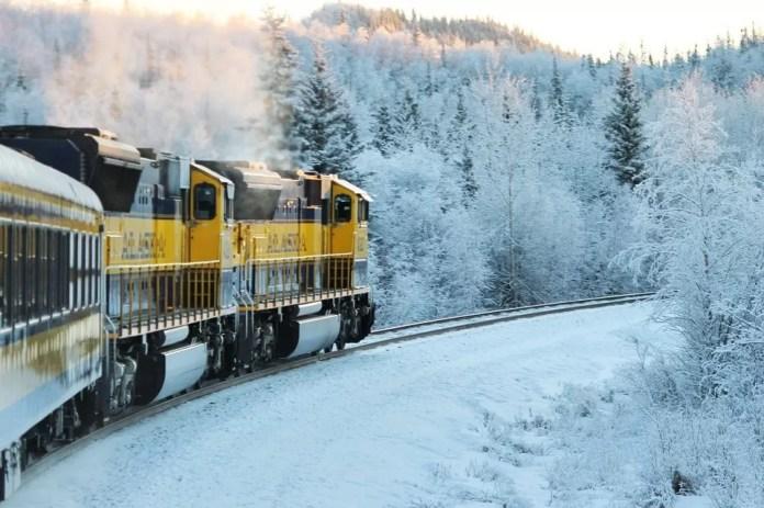 De mooiste treinroutes