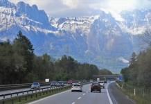 epische momenten heenreis snelweg