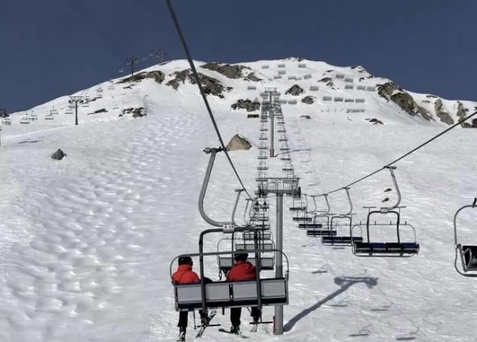 gondel lift