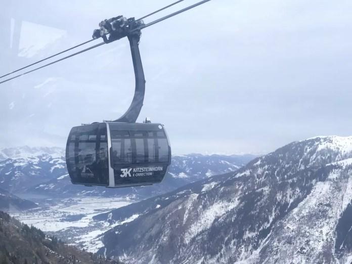 Vanaf dit seizoen verbindt de K-ONNECTION de Maiskogel met de gletsjer Kitzsteinhorn. Foto: Pauline van der Waal