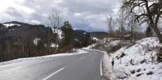 druk richting wintersport