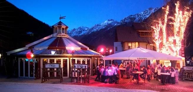Top 5 après-ski tenten