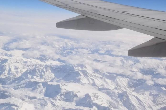 Kies je toch voor het vliegtuig? Foto: Pixabay