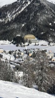Davos. Foto: Corine Schumacher