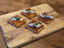 Carrot Lox, een heerlijk gerecht uit de vegan keuken van Haus 26