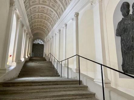 Klooster Disentis Foto: Maaike de Vries