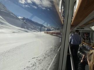 Wat een machtig uitzicht he: Foto Maaike de Vries
