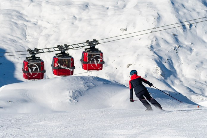 beste skidorp val thorens