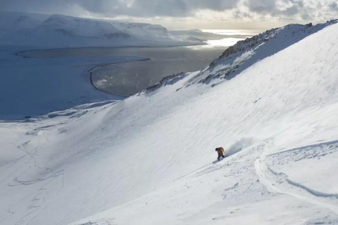 Spliboard IJsland