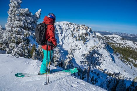 Squaw Valley. Photo credit: Squaw Alpine Meadows