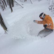 @geoff_vietz having a terrible day at Hotham