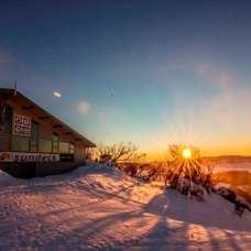 Sunset at Sundeck