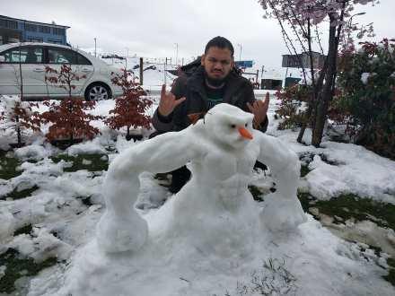 snowman Queenstown