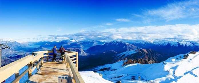 coronetpeak spectacular view