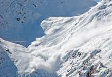 austria avalanche australian skier