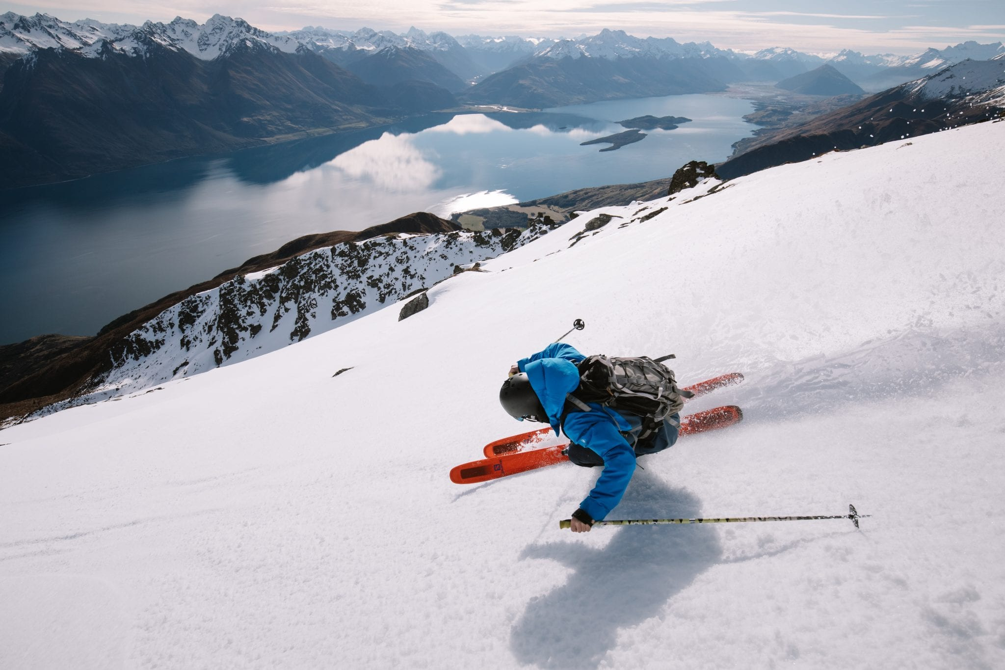 Ski Season in New Zealand - Backpacker Guide New Zealand