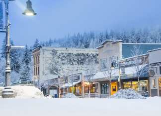 Rossland British Columbia