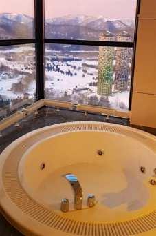 hoshino resort tomamu – risonaire spa bath